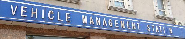 Vehicle Management Station.