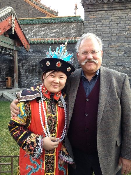 Wiggerl Hagn und mein Shenyang