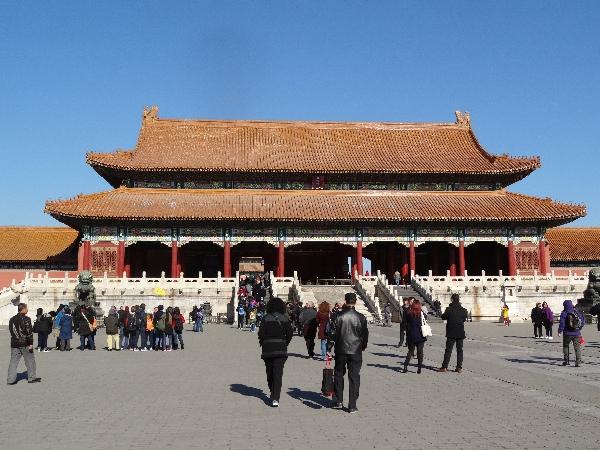 Beijing- Verbotene Stadt