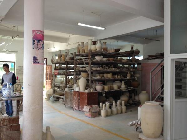 Jingdezheng - Porzellan Manufaktur