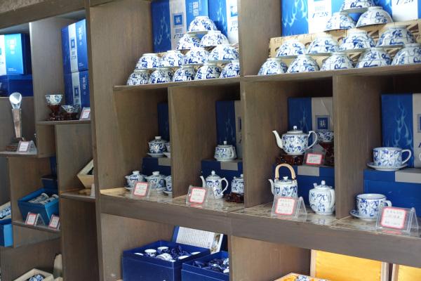 Jingdezheng - Geschirr.